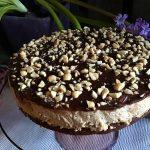 Erdnuss- Karamell- Torte